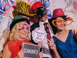 Photo Booth Hire Birmingham Wedding Boothco