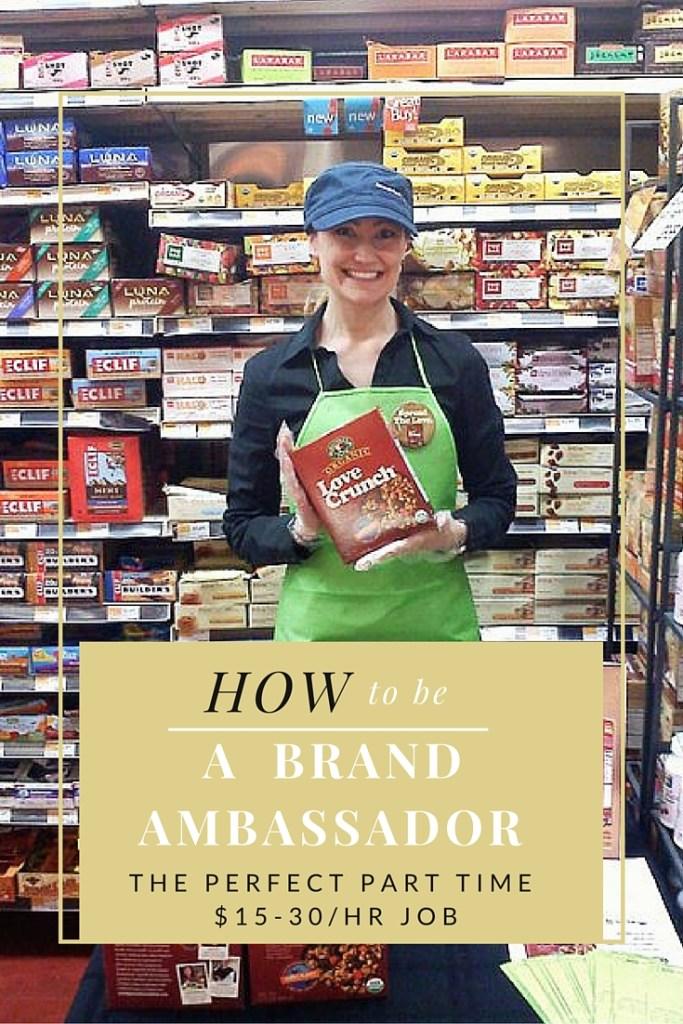 How to be a brand ambassador