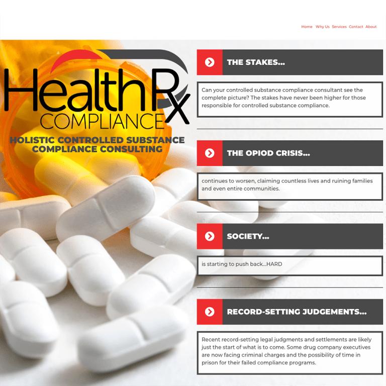 HealthRX Compliance