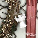 How To: Rustic Angel and Copper Garland
