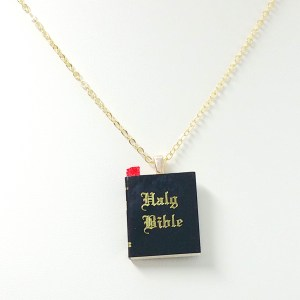 Bible Necklace