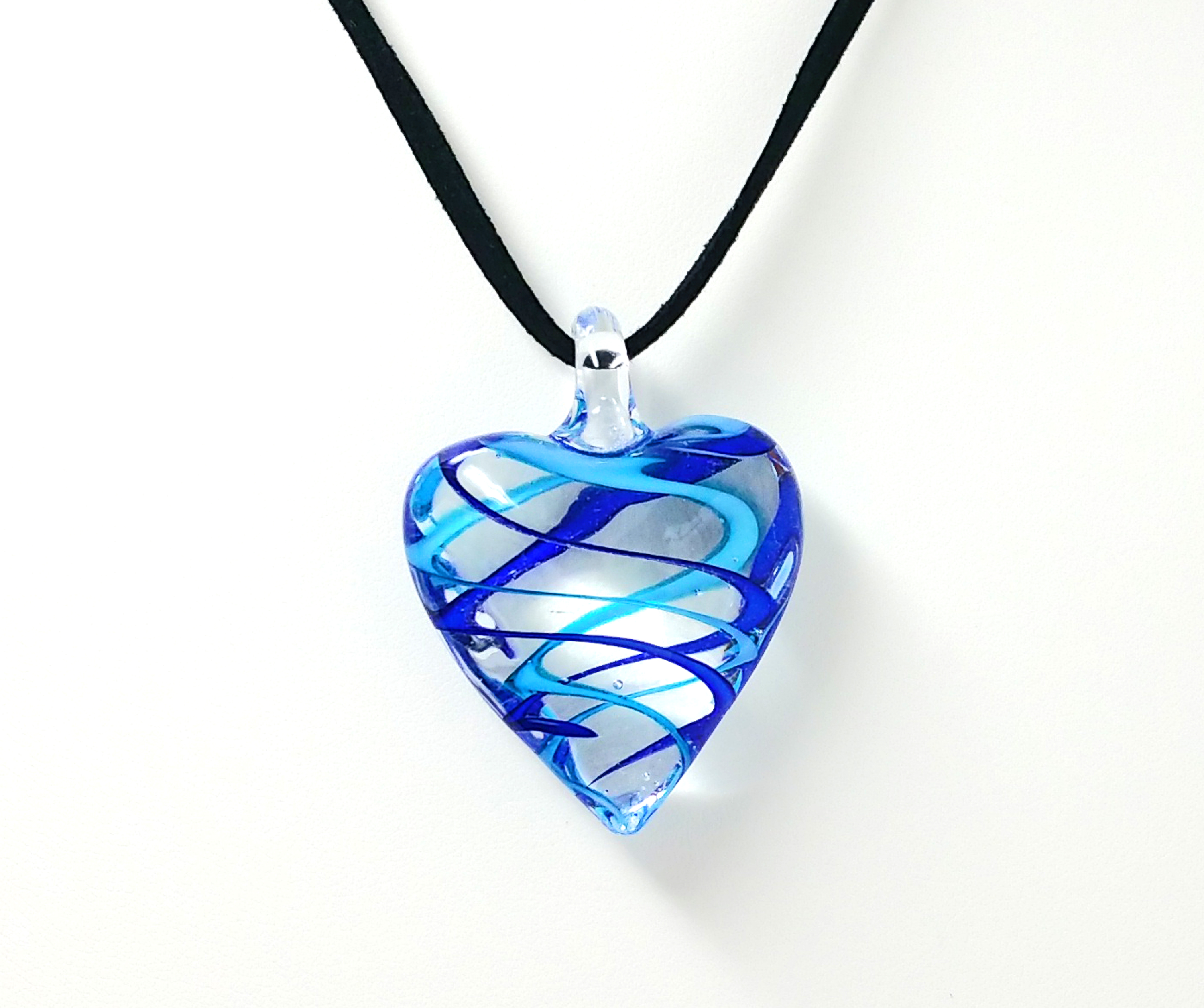 small be triangle cobalt necklace dont back shop square blue