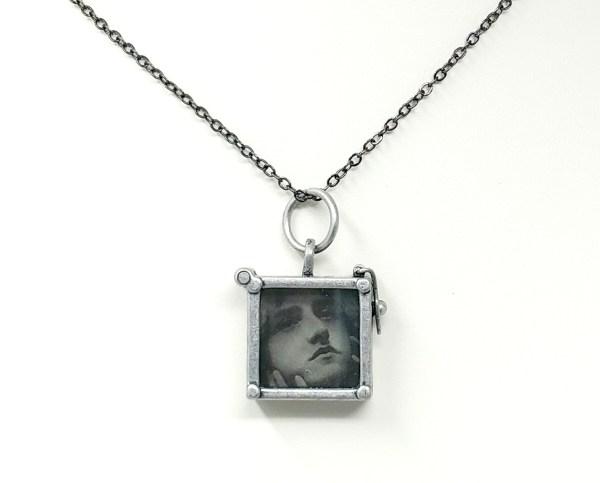 women in film necklace