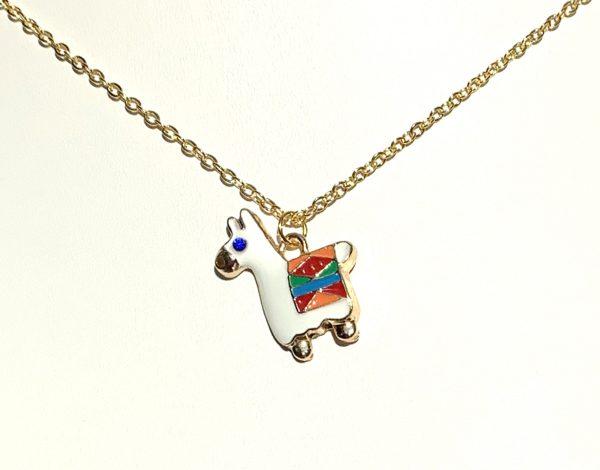 Llama Necklace