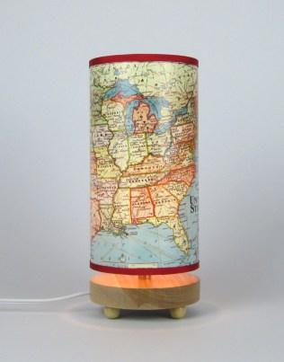 *USA lamp