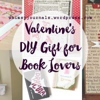 7 Valentine's Day DIY Gifts for Book Lovers