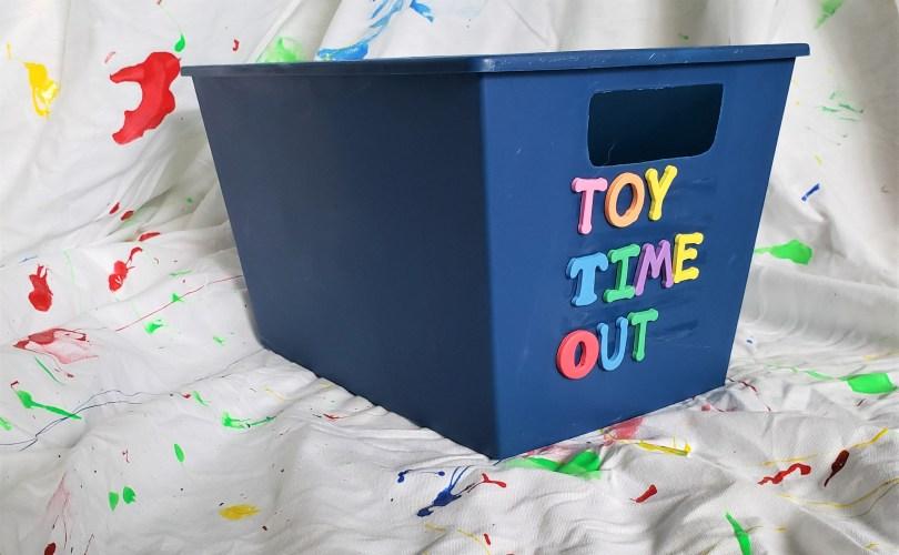 Toy Timeout Box