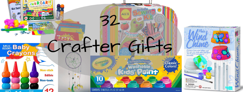 32 crafter gifts