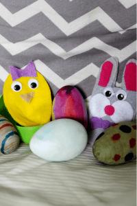 Easter Finger Puppets Egg filler