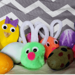 Non-Candy Easter Egg Fillers For Babies and Toddlers