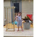 DIY Stuffed Animal Storage Zoo For Kids Rooms