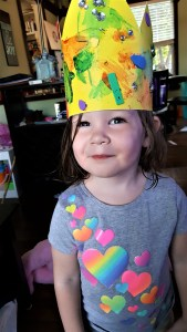 Paper Crown Craft For Kids