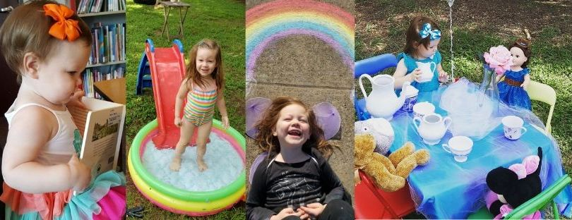 summer bucket list for toddlers and preschoolers