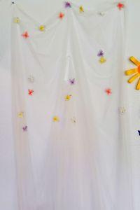 fairy party backdrop