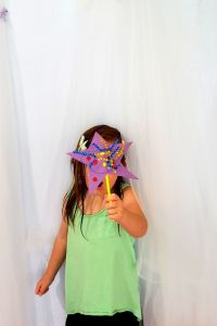 fairy party wand crafts