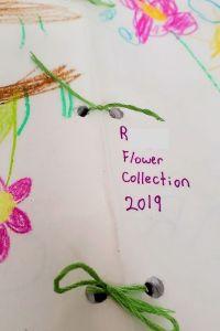 DIY Pressed Flower Journal
