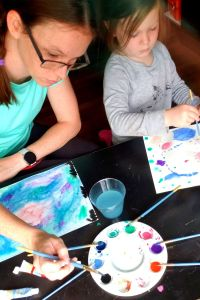 Painting Family Art Project