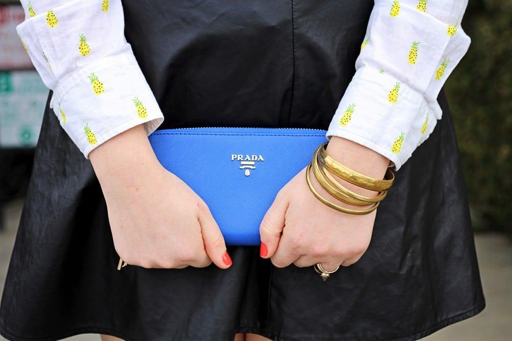 fashion blogger, san francisco, pineapple shirt