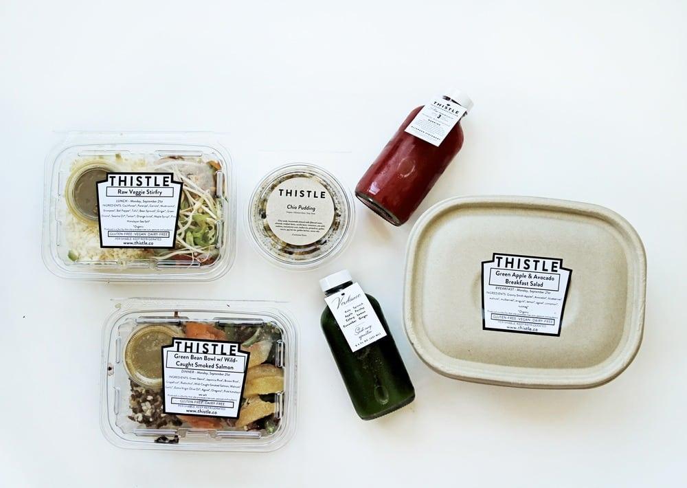 healthy, raw food in San Francisco
