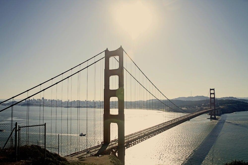 Whimsy Soul - Golden Gate Bridge - Jord Watches