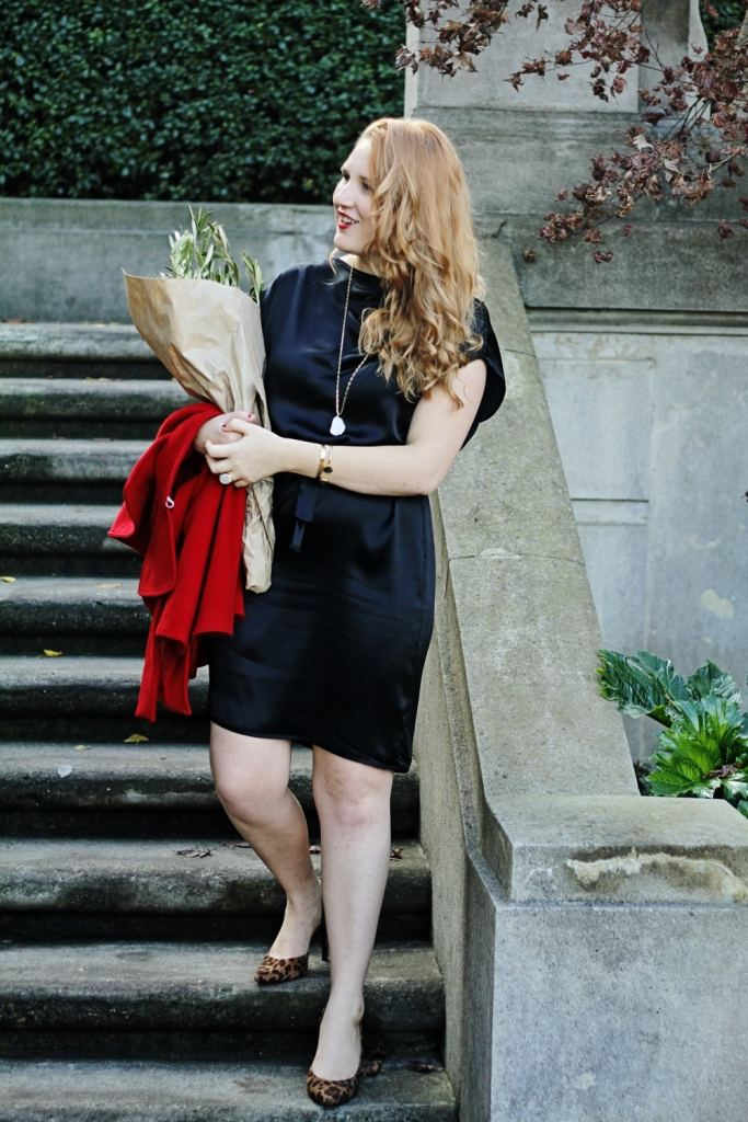 Whimsy Soul Holiday Outfit, Basic Content Dress
