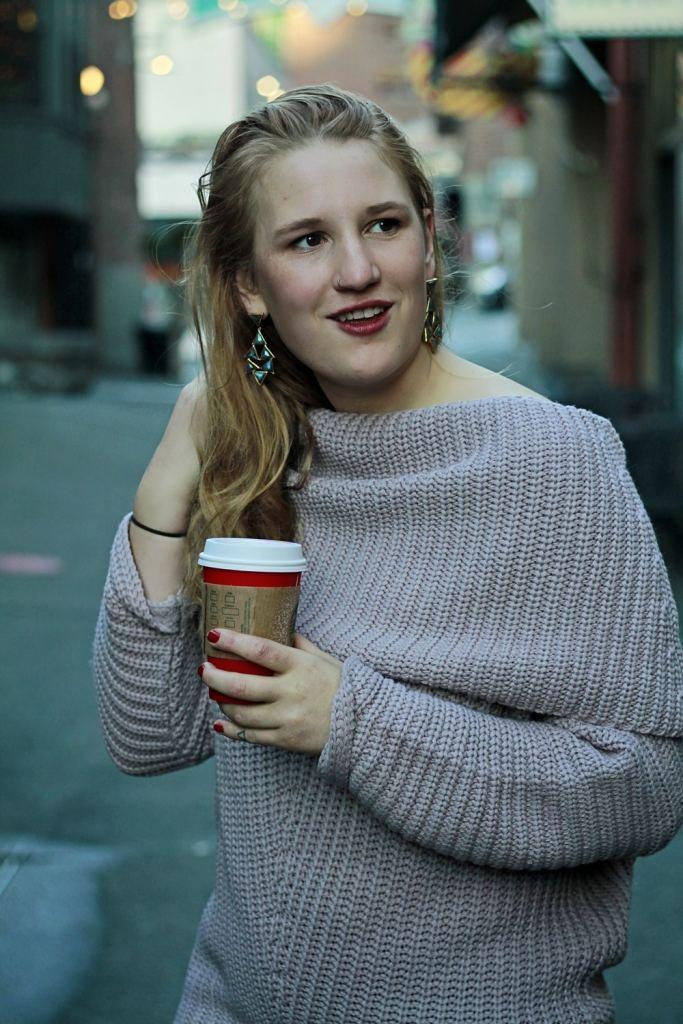 Post Alley Starbucks Seattle Style Nut