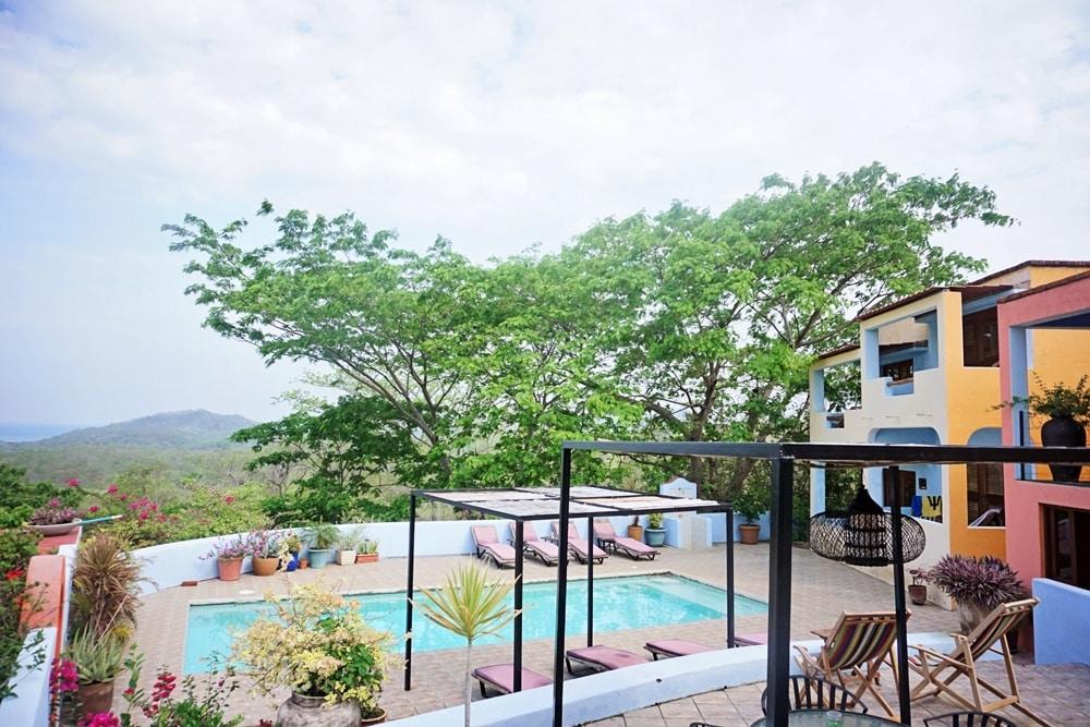 El Jardin in San Juan Del Sur, Nicaragua