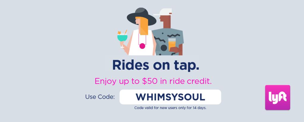 free lyft rides promo code