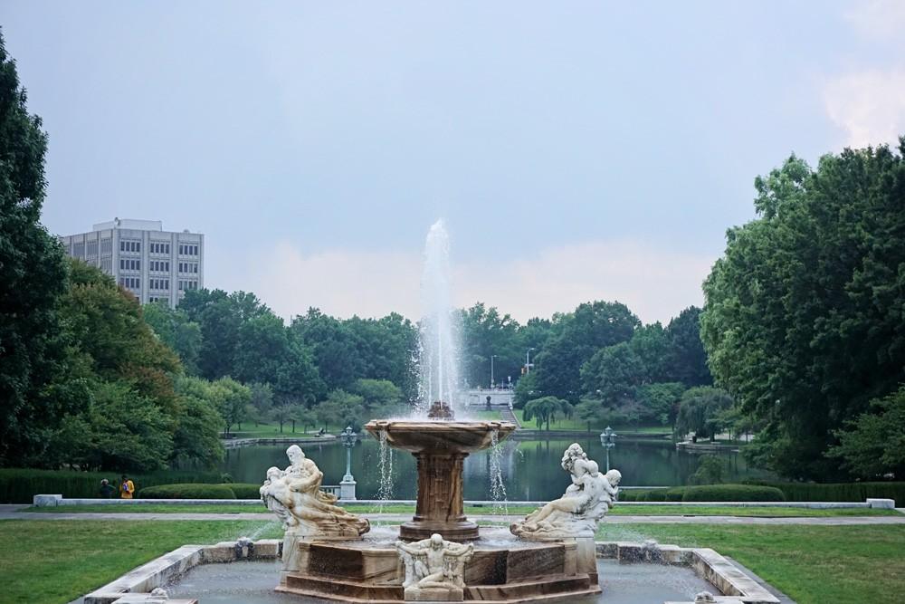Cleveland University Circle Art Mueseum