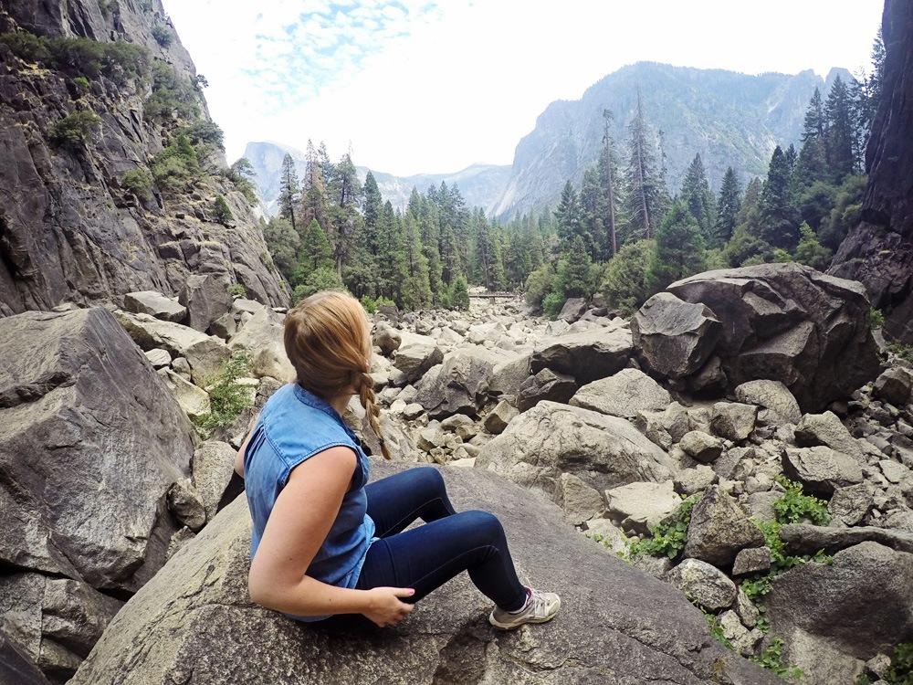GoPro in Yosemite
