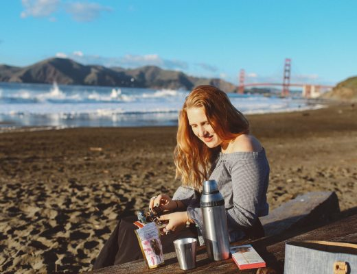 Baker Beach Picnic in San Francisco
