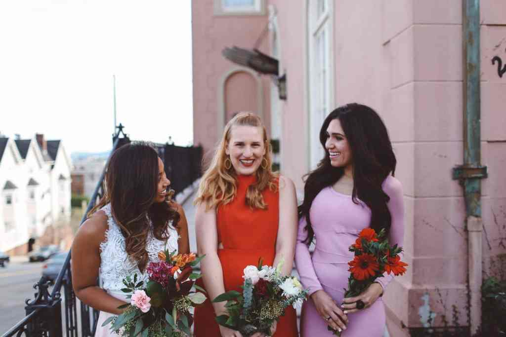 Galentines Day + One Hot Red Dress
