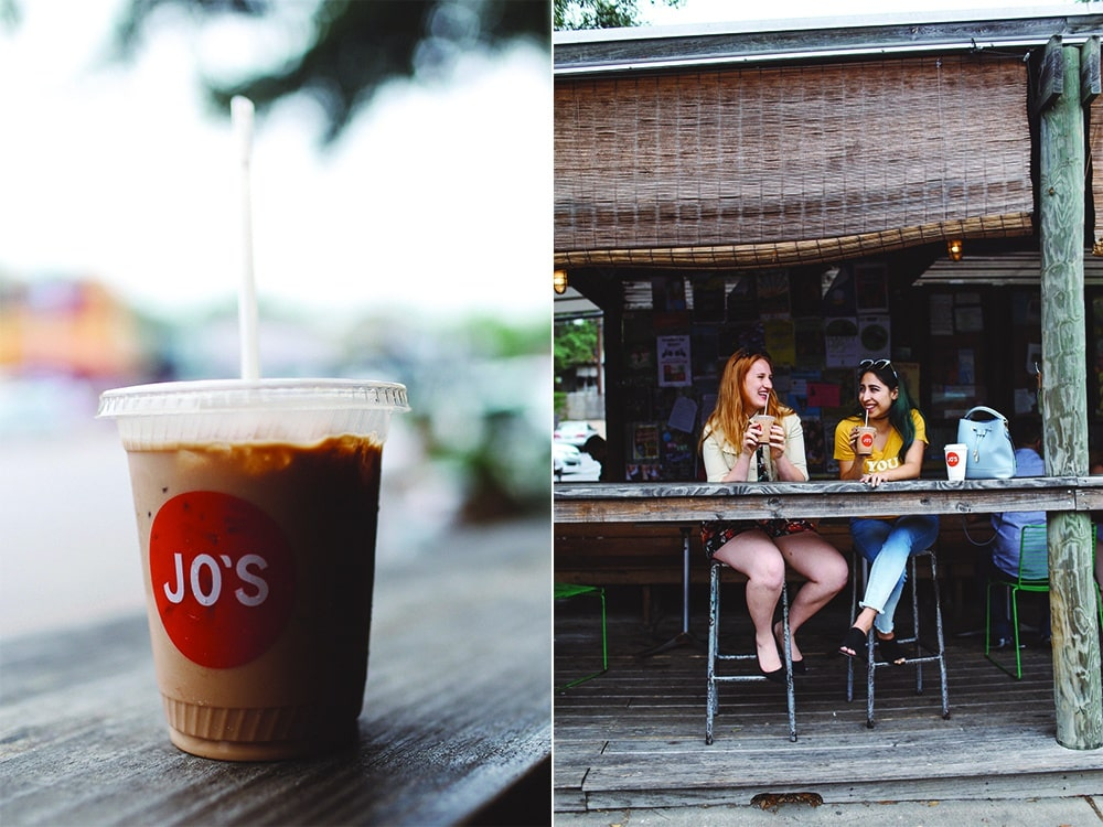 Jo's Coffee in Austin
