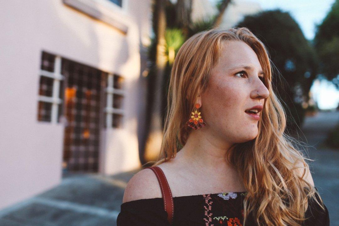 Kate Spade earrings in Rocksbox