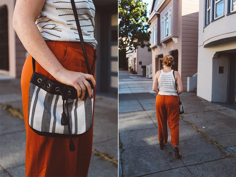 orange Culottes