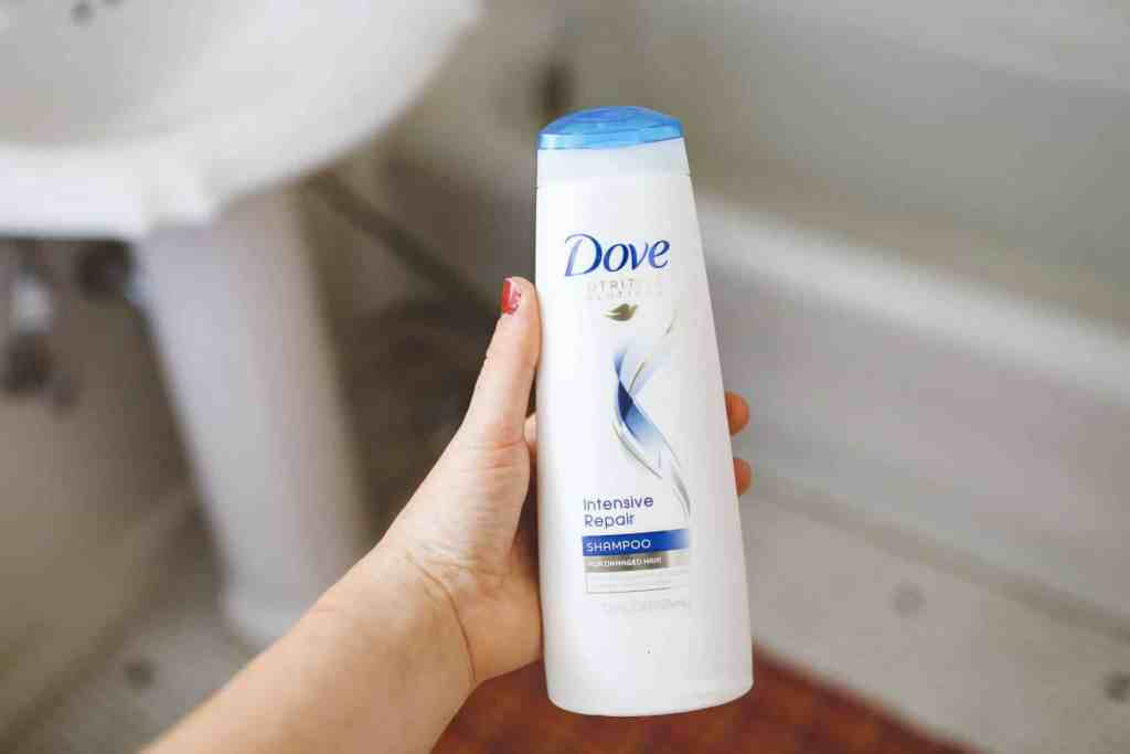 Dove hair review