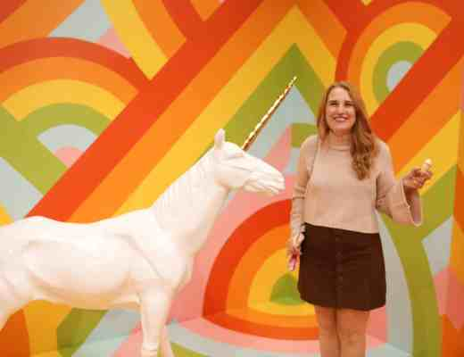Museum of Ice Cream San Francisco unicorn