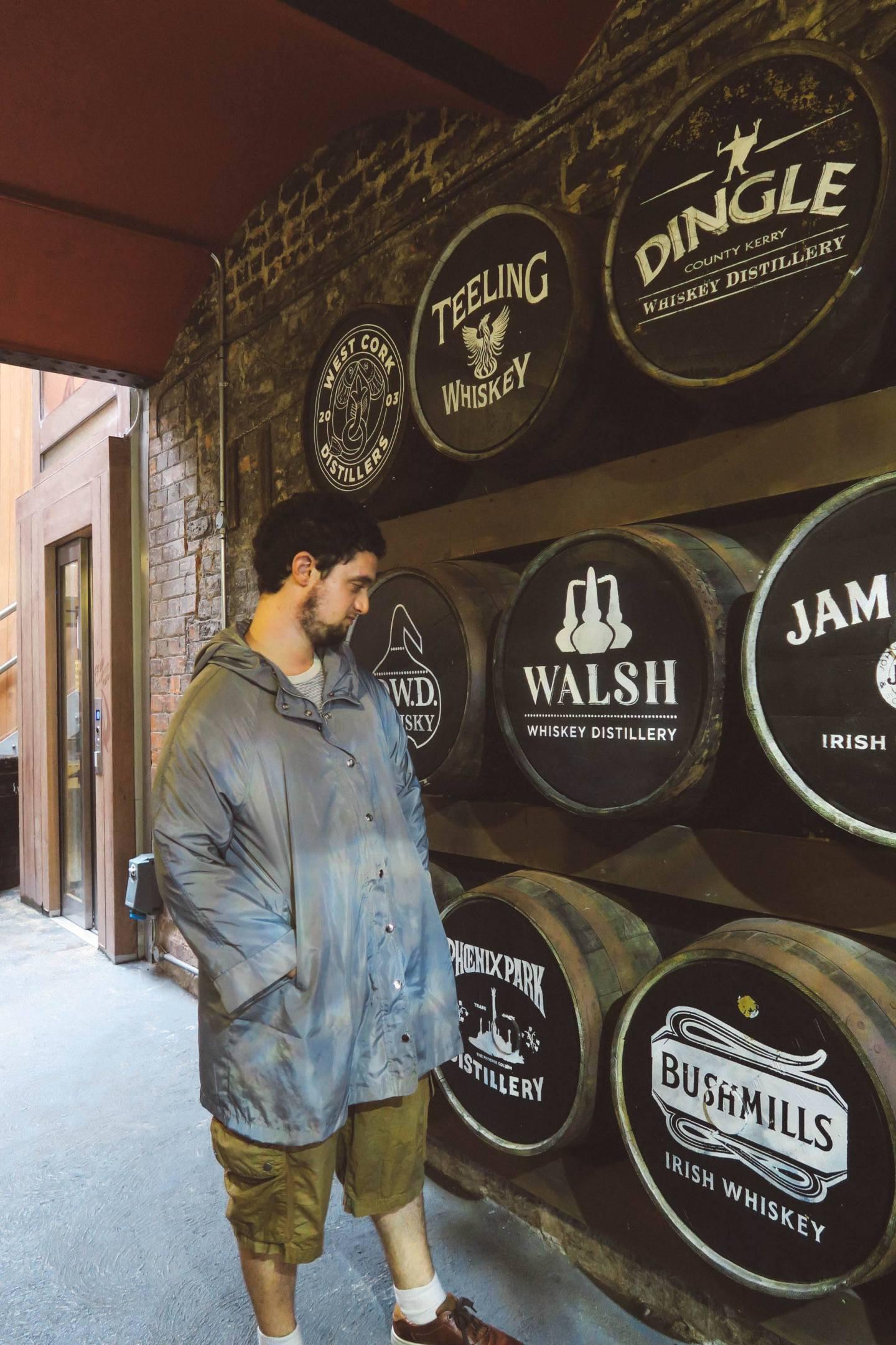 dublin whiskey tasting