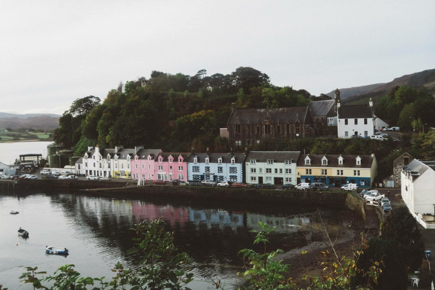 portree scotland