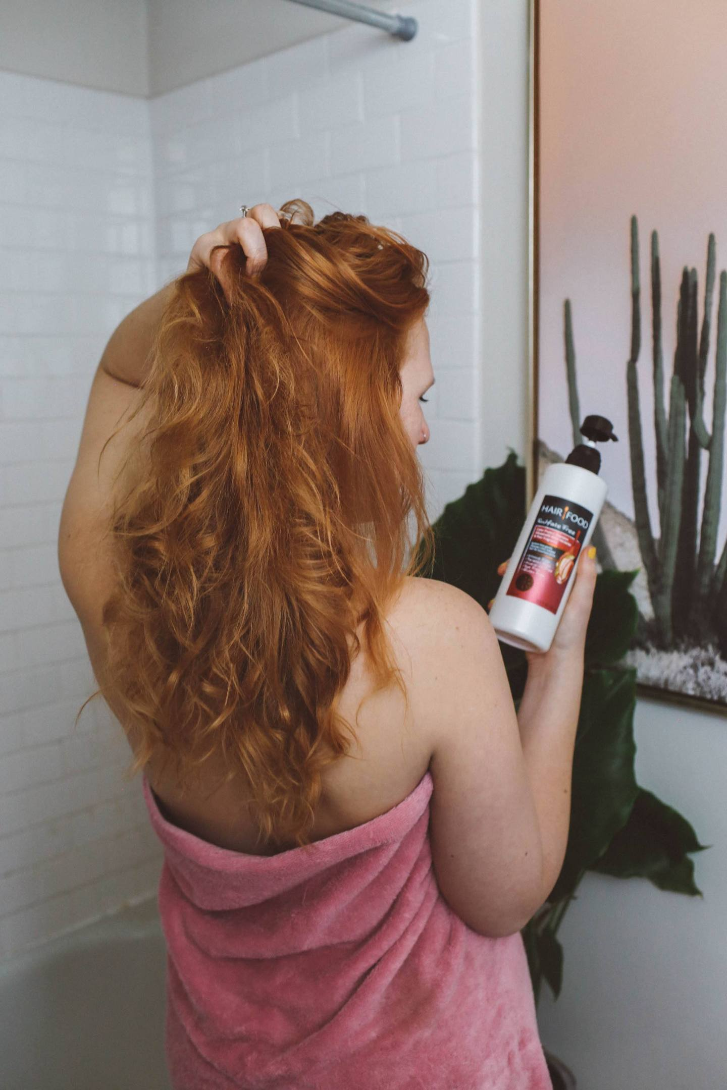hair food natural shampoo beauty blog