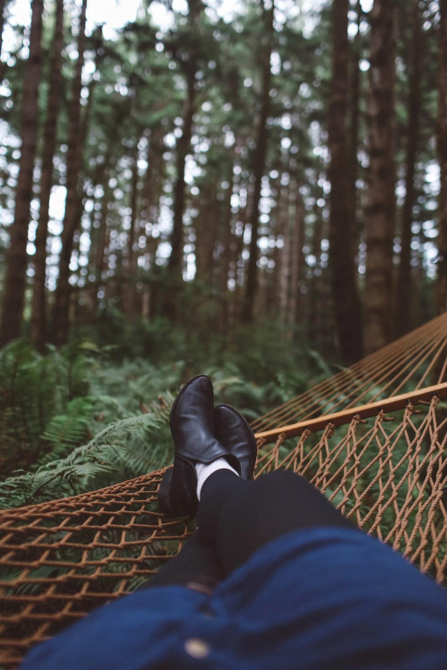 oregon woods hammock