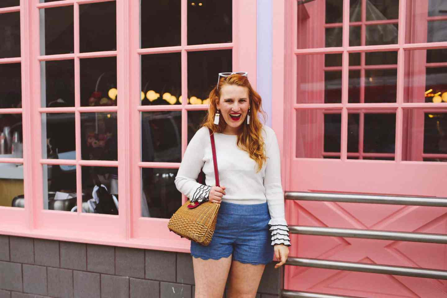 My Journey To Feeling Comfortable In Shorts Again