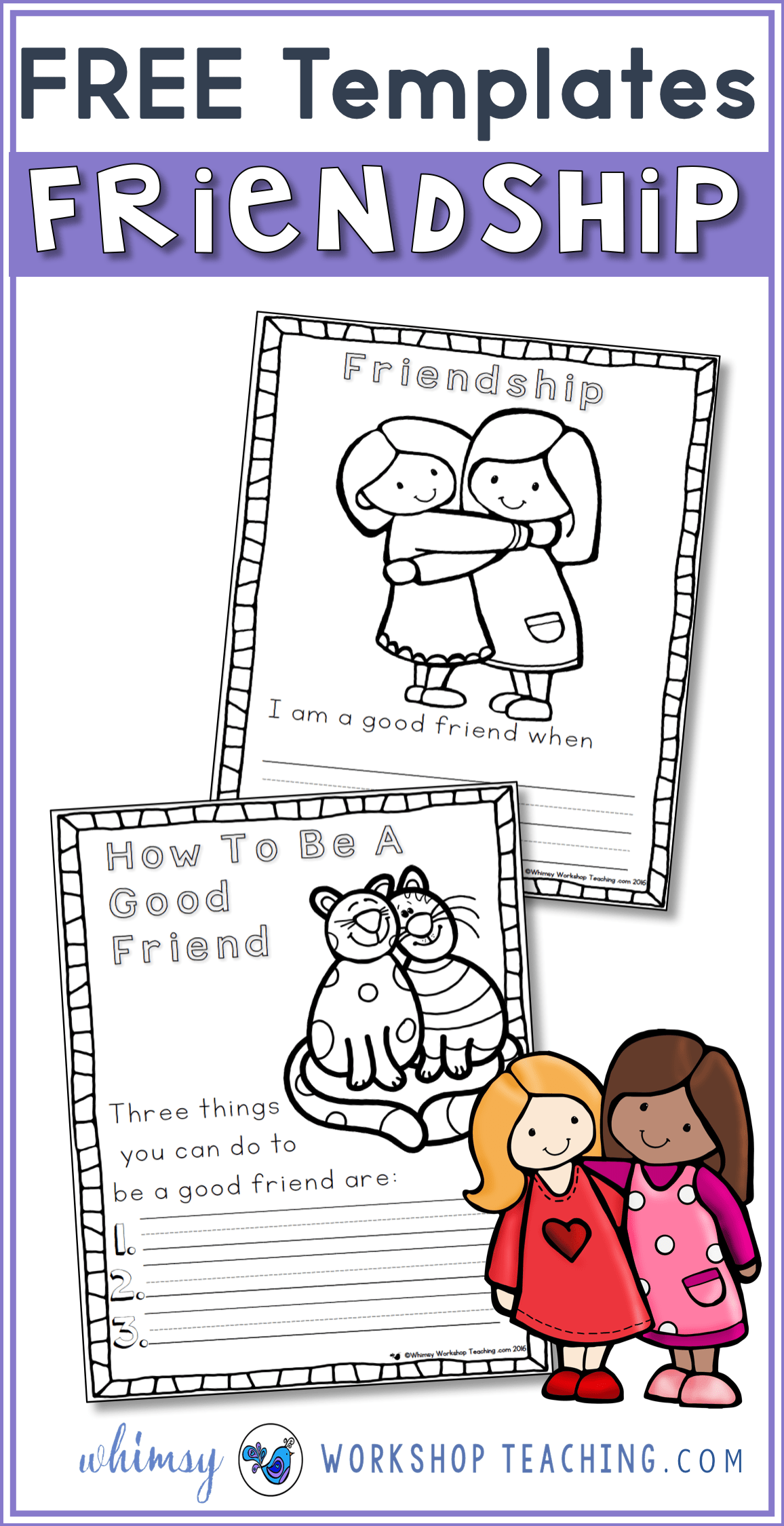 Do You Promote Friendship And Kindness In Your Classroom