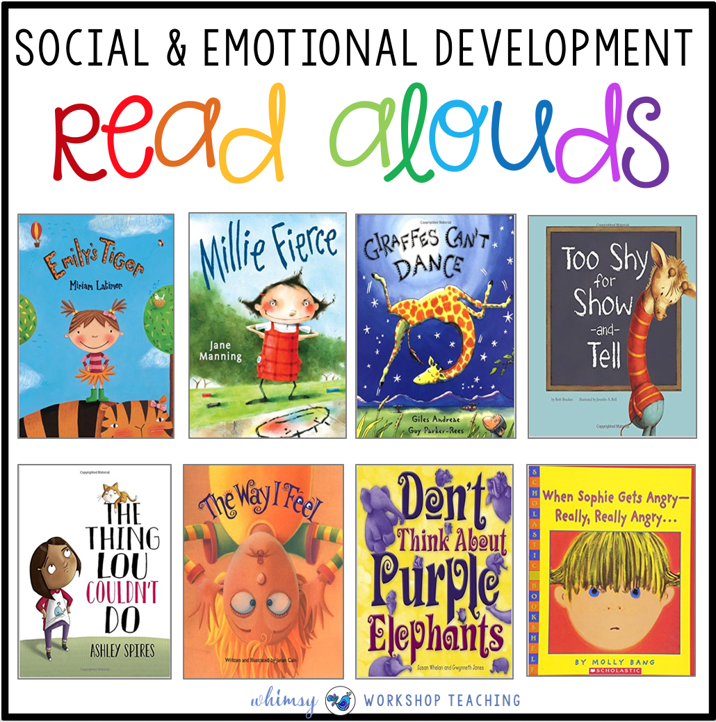 Top Children S Books To Teach About Emotions