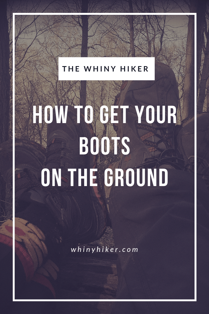 Get your Boots on the Ground!