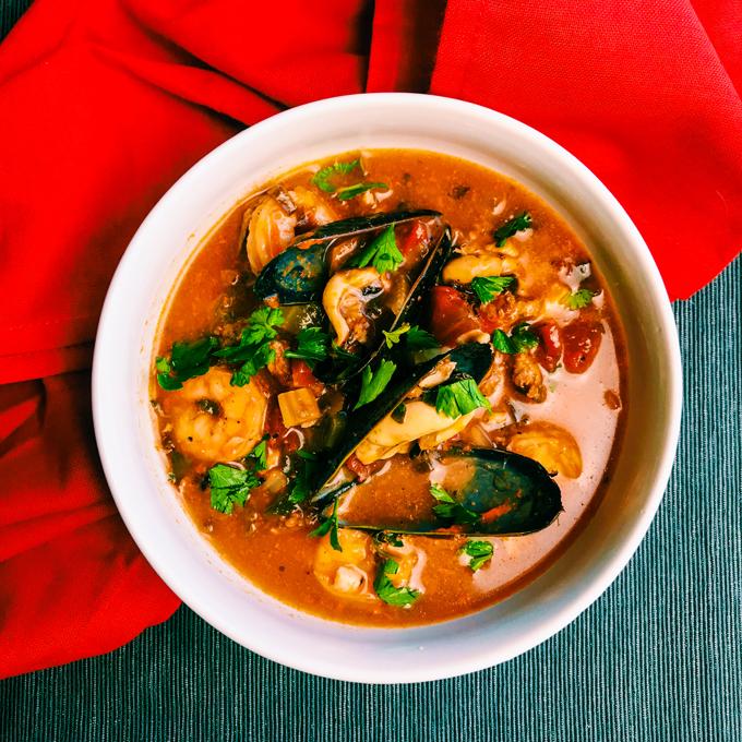 Cioppino - Fisherman's Stew