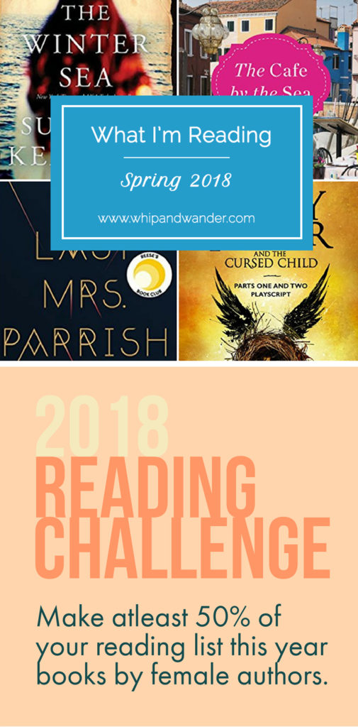What I'm Reading Spring 2018