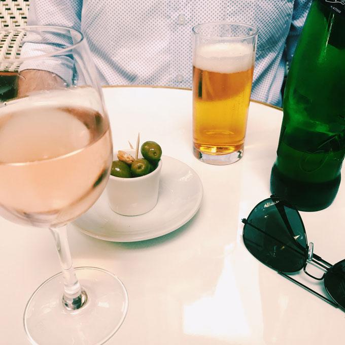 Eating our Way Through Paris