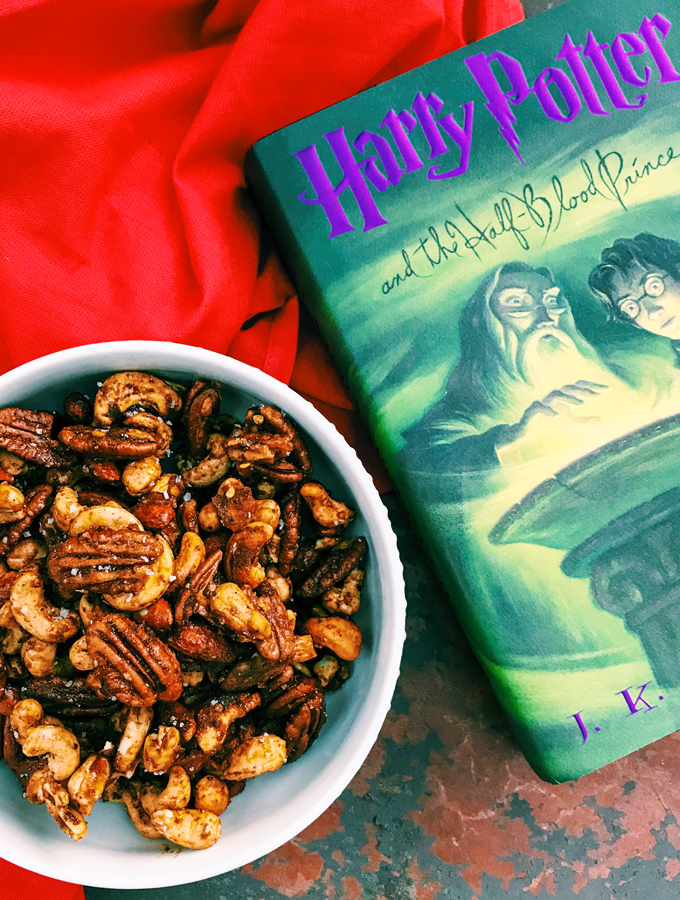 Weasleys' Dragon Roasted Nuts