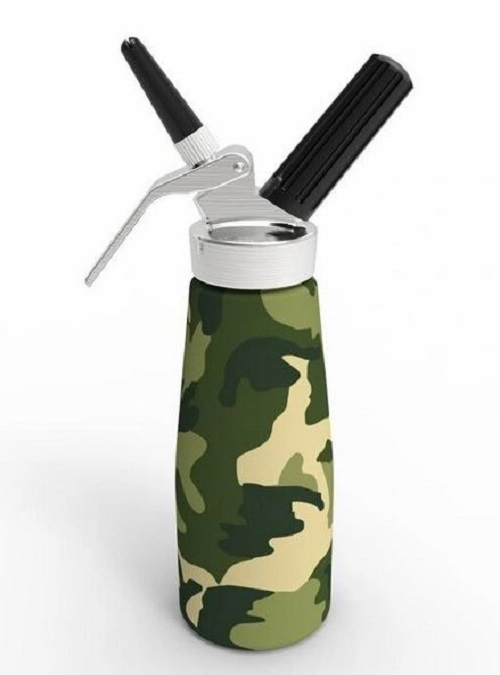 500mL Green Camo Dispenser